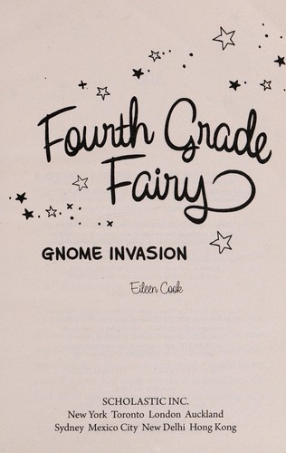 Gnome invasion by Eileen Cook