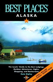 Cover of: Best Places Alaska