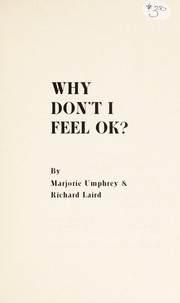Cover of: Why don