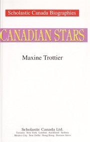 Cover of: Canadian stars