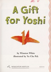 Cover of: A gift for Yoshi