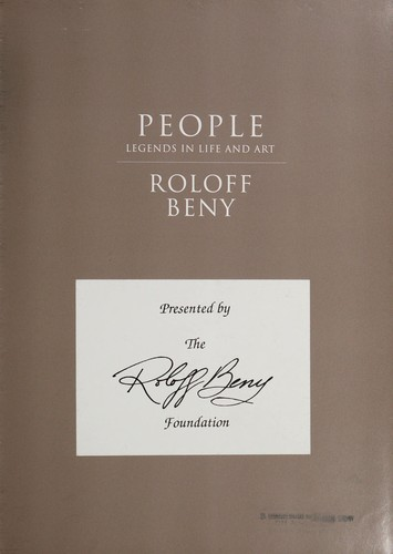 People by Roloff Beny