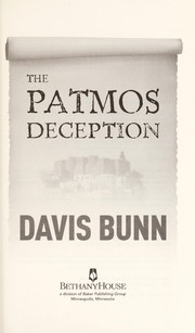 Cover of: The Patmos deception