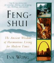 Cover of: Feng-shui