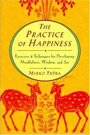 Cover of: Practice of Happiness