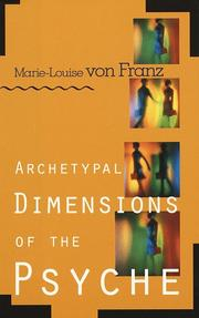 Cover of: Archetypal dimensions of the psyche