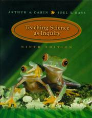 Cover of: Teaching science as inquiry