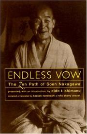 Cover of: Endless vow