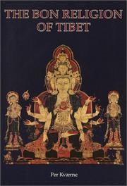 Cover of: The Bön religion of Tibet