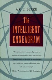 Cover of: The intelligent enneagram