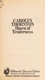 Cover of: Haven Of Tenderness