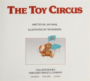 Cover of: The toy circus | Jan Wahl