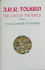 Cover of: The Fellowship of the Ring |