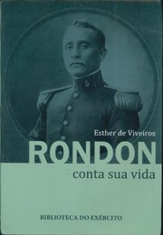 Cover of: Rondon conta sua vida