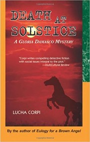 Cover of: Death at solstice: a Gloria Damasco mystery