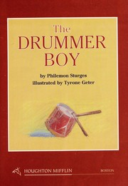 Cover of: The drummer boy