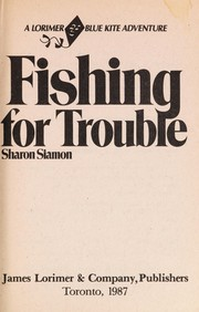 Cover of: Fishing for Trouble