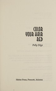 Cover of: Color your hair red