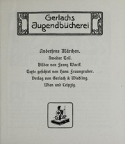 Cover of: Andersen's Märchen
