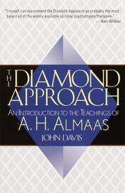 Cover of: The diamond approach | John Davis (undifferentiated)