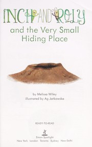 Cover of: Inch and Roly and the very small hiding place