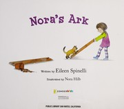 Cover of: Nora's ark
