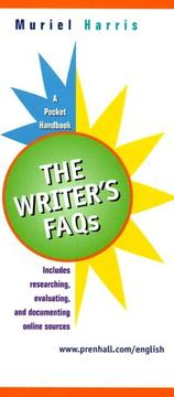 Cover of: Writer's FAQs, The