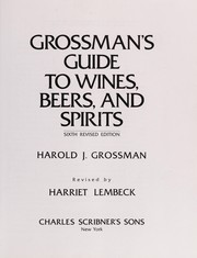 Cover of: Grossman