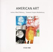 Cover of: American Art , The World's Greatest Art