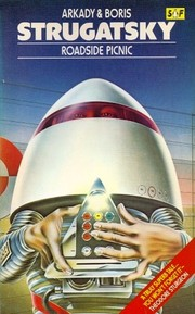 Cover of: Roadside Picnic | Boris Natanovich Strugatsky
