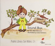 "Cover of: My ""n"" sound box"