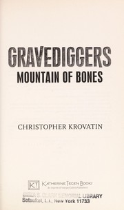 Cover of: Mountain of bones | Christopher Krovatin