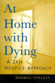 Cover of: At home with dying