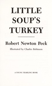 Cover of: Little Soup's Turkey