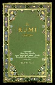 Cover of: The Rumi Collection