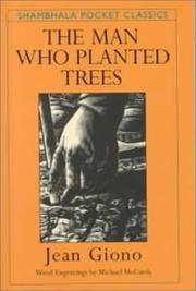 Cover of: The man who planted trees | Jean Giono