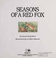Cover of: Seasons of a red fox