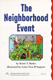 Cover of: The neighborhood event | Kristi T. Butler