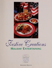 Cover of: Festive Creations |