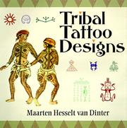 Cover of: Tribal tattoo designs