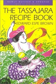 Cover of: The Tassajara Recipe Book | Edward Espe Brown