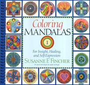 Cover of: Coloring mandalas: for insight, healing, and self-expression