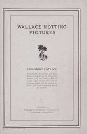 Cover of: Wallace Nutting pictures | Wallace Nutting
