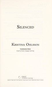 Cover of: Silenced