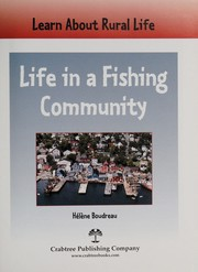 Cover of: Life in a fishing community | HГ©lГЁne Boudreau