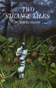 Cover of: Two Strange Tales
