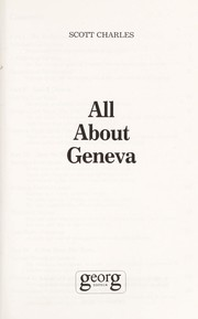 Cover of: All about Geneva