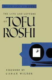 Cover of: The Life and Letters of Tofu Roshi