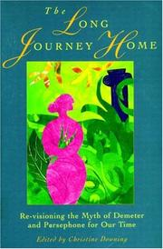 Cover of: Long Journey Home | Christine Downing