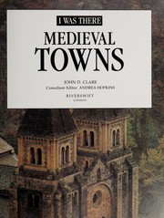 Cover of: Medieval towns